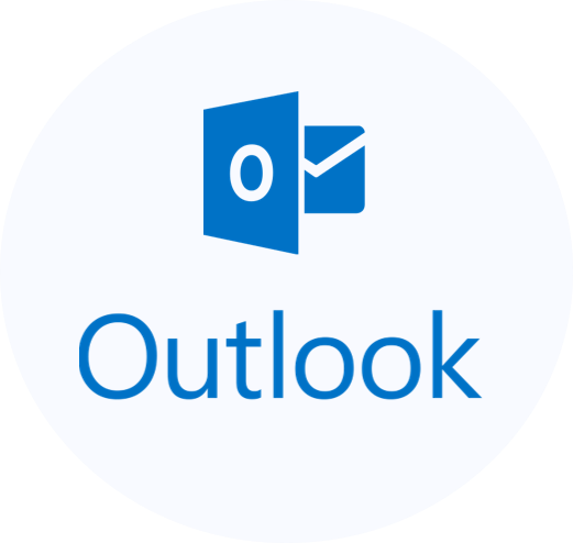 Synchroniser outlook